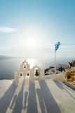 Santorini island  - 221635145