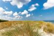 Dünen, Landschaft an der Ostsee