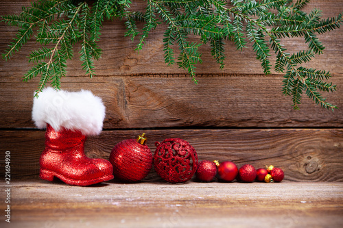 christmas background - 221694930