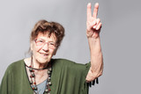 Granny female at studio - 221711158