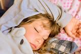 sommeil d'enfant - 221719765