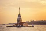 Maiden's Tower Istanbul, Turkey - 221725938