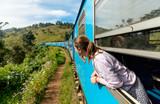 Train in Sri Lanka - 221739526