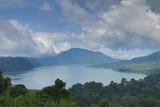 Beautiful Lake Buyan. Bali island, Indonesia. - 221746900