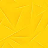 Abstract seamless pattern in yellow colors - 221750783