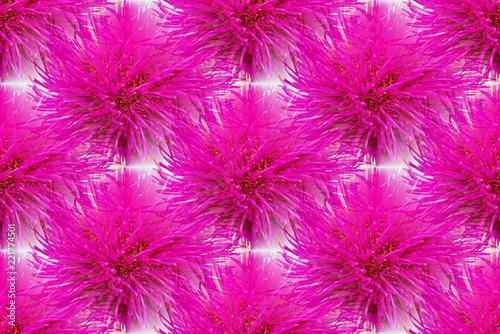 Flower pattern. - 221774501