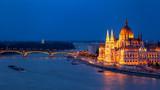 Budapest: Pariliament - 221778742