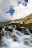 Panorama alpino, Val grande, Italia - 221796708