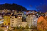 Karlovy Vary in Czech Republic - 221802528