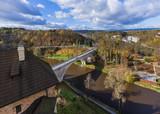 Loket cityscape in Czech Republic - 221802591