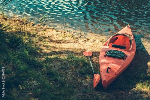 Summer Kayak Trip