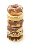 Donuts stack - 221804358