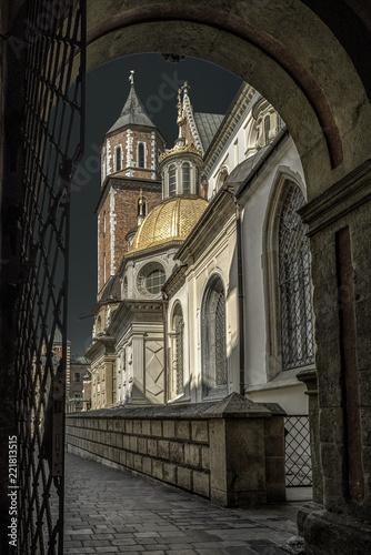 Wawel cathedral in Krakow, Poland © Jaroslav Moravcik