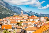 Town of Korcula, Dalmatia, Croatia - 221843528