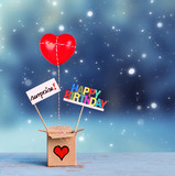 Happy Birthday Überraschung - 221844575