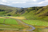 paysage agricole - 221845509