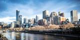 Melbourne CBD Skyline - 221866797