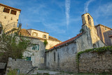 Croatia, Korcula. House of Marco Polo and the Church of St. Peter - 221872572