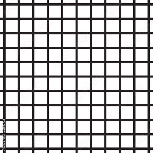 czarny wykres kratkę tekstury papieru-wektor ilustracji