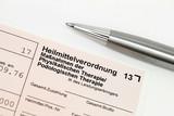 Physiotherapie Heilmittelverordnung - 221933781