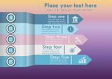 Presentation for business activity Vector illustration - 221988137