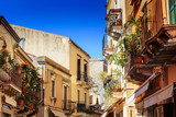 Street in Taormina