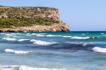 Cala Son Bou, Menorca, Spain