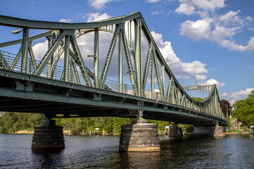 Bridge Glienicke in Berlin