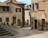 Scorcio di Monticchiello, Regione Toscana - 222021340