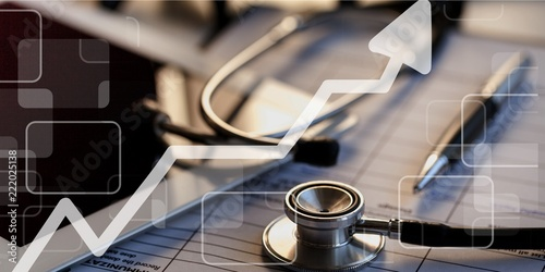 Leinwanddruck Bild Healthcare.