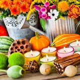 Dekoration im Herbst - 222030116