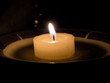 Candle in the outage
