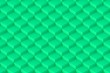 Green Square Abstract Background. Cube Background. 3D Render Background - 222051166