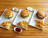 Burger plates