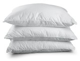 Stack of White Pillows - 222080360