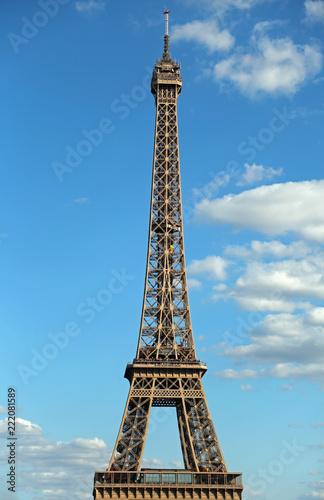 Fridge magnet Eiffel Tower in Paris France
