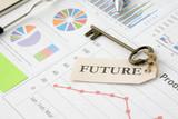 未来への鍵 - 222098152
