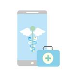 smartphone caduceus medical first aid app - 222105771