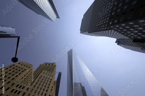Fototapeta samoprzylepna Grattacieli a New York