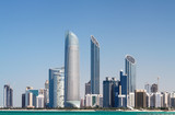 Abu Dhabi Skyline - 222130142
