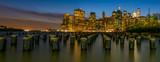 Downtown Manhattan from Brooklyn Bridge Park