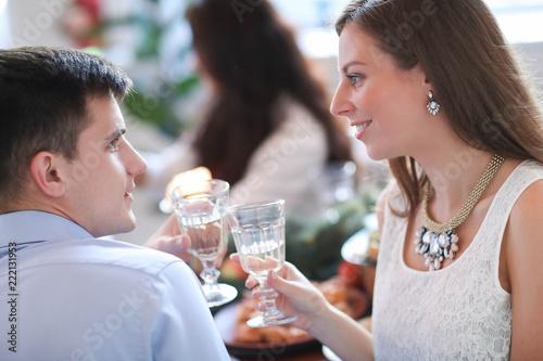 Christmas dinner - 222131953