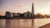 London skyline at eveninng - 222139767
