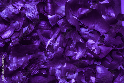 Onion husk background. - 222144555