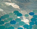 The Earth from above: Center Pivot Irrigation agriculture - 222150387