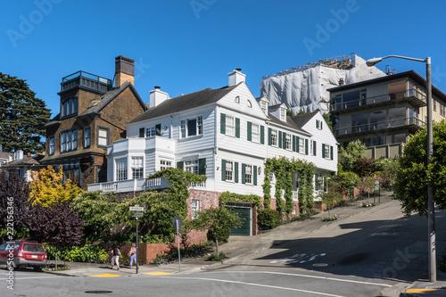 Houses in San Francisco, California - 222156346