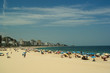 Quadro Summer beach day in Rio de Janeiro (Leblon - Brazil)