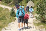 Randonneurs en montagne-2091