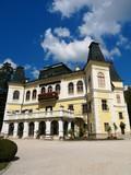 castle Betliar, Slovakia, central Europe - 222213760