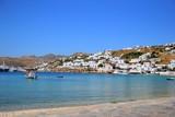 ミコノス島の風景